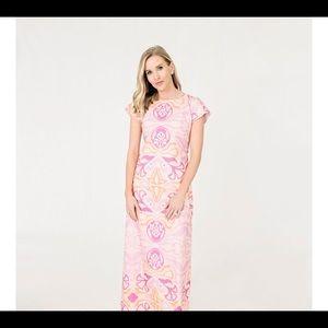 Sheridan French Maxi Dress